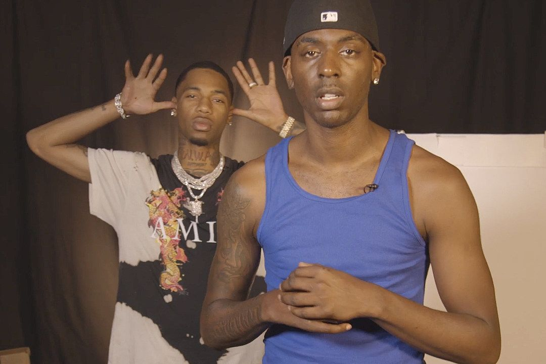 Young Dolph e Key Glock Paint Songs su Dum and Dmmer Mixtape