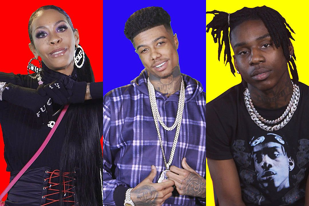 Blueface, Polo G, Rico Nasty and More Choose Writing Rhymes or Freestyling: Watch